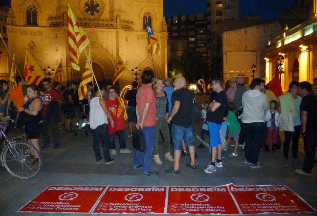 9N: un punt i seguit en la lluita cap a la independència dels Països Catalans