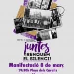 Manifestació a Alacant