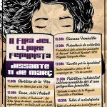 Fira del llibre feminista a Alacant