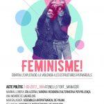 Acte a Manacor i manifestació a Palma