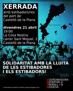 21-04-2017 estibadors Castelló de la Plana CRTR