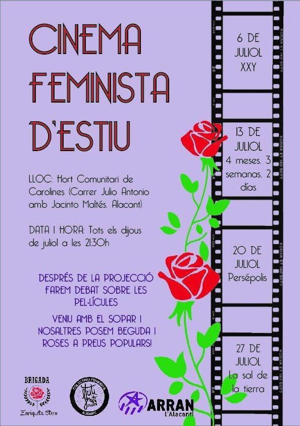 201707 alacant cine feminista