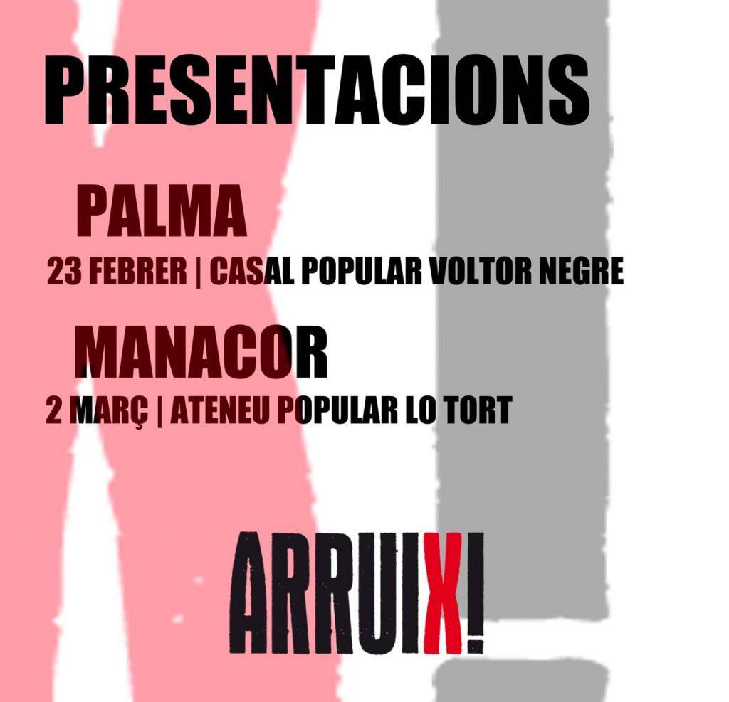 2018 Arruix Mallorca